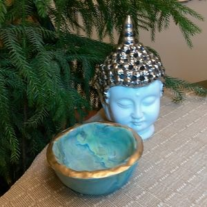 """""""Say a Little Prayer for You"""" Bowl - Handcrafted"""